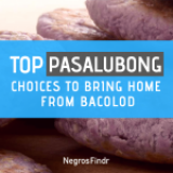 Top Pasalubong Choices to Bring Home from Bacolod