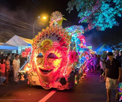 electric masskara in bacolod