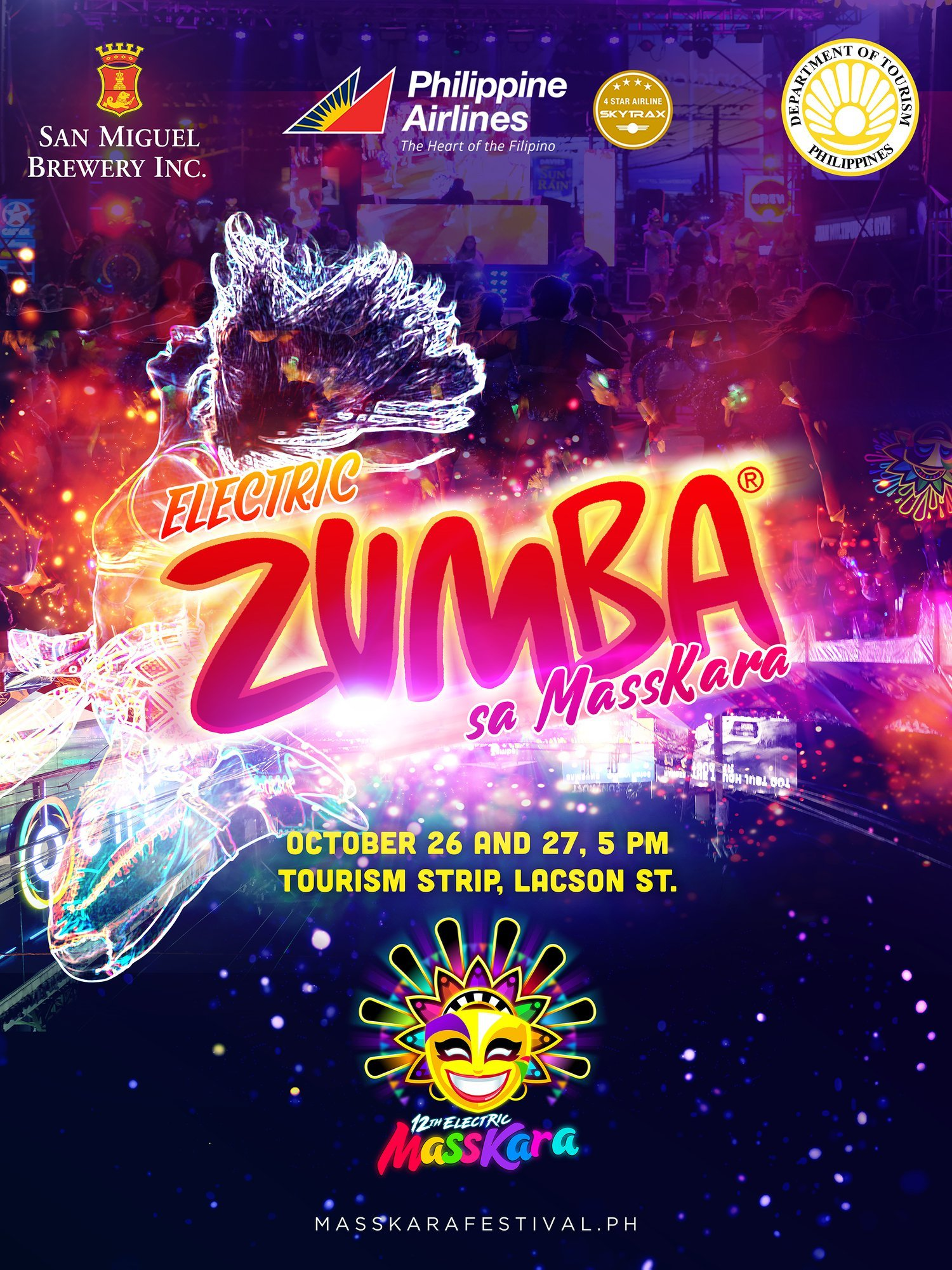 electric zumba in bacolod